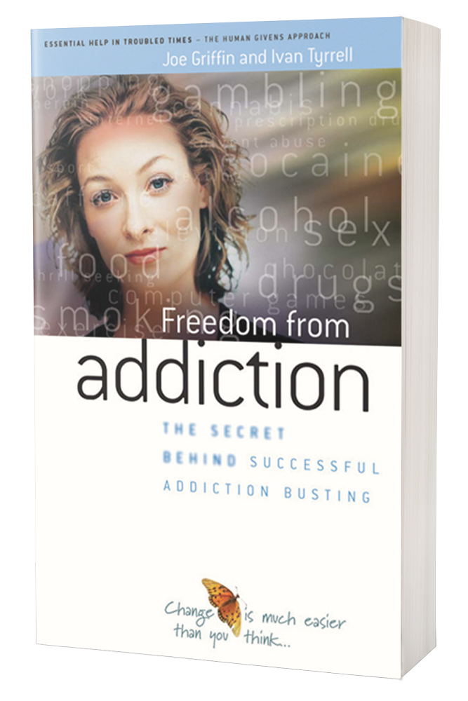 Human Givens Addiction book
