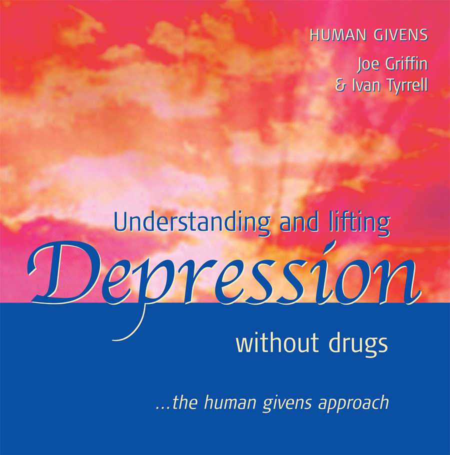 Understanding and lifting Depression – CD