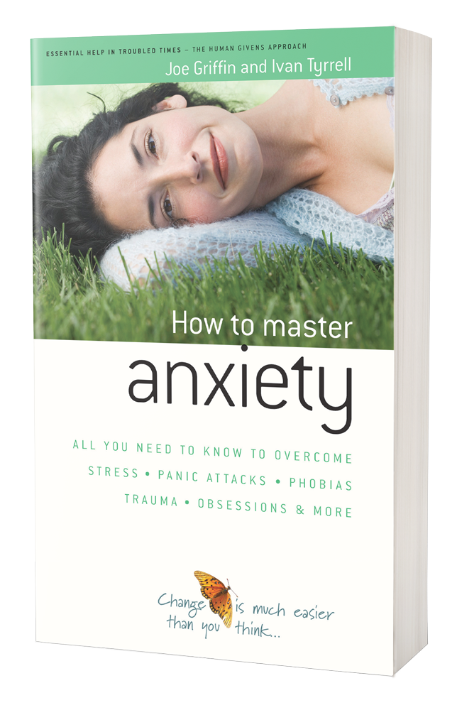 Human Givens Anxiety Book