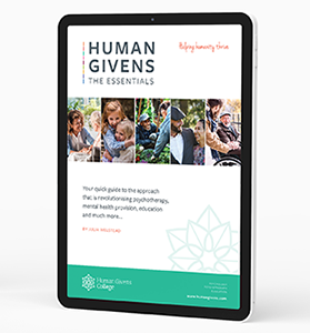 Human Givens Ebook