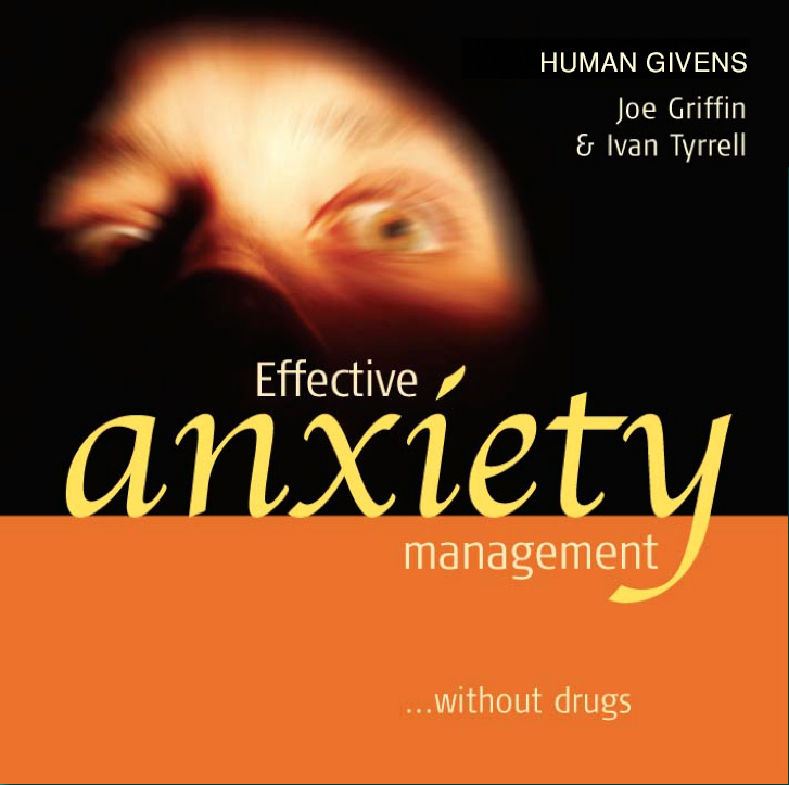 Human Givens Anxiety CD