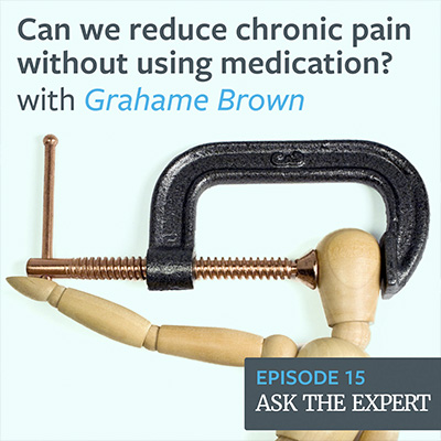 Podcast with Grahame Brown