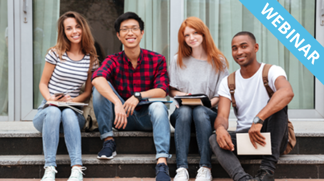 Online webinar: Supporting teenagers through the stress of starting university life