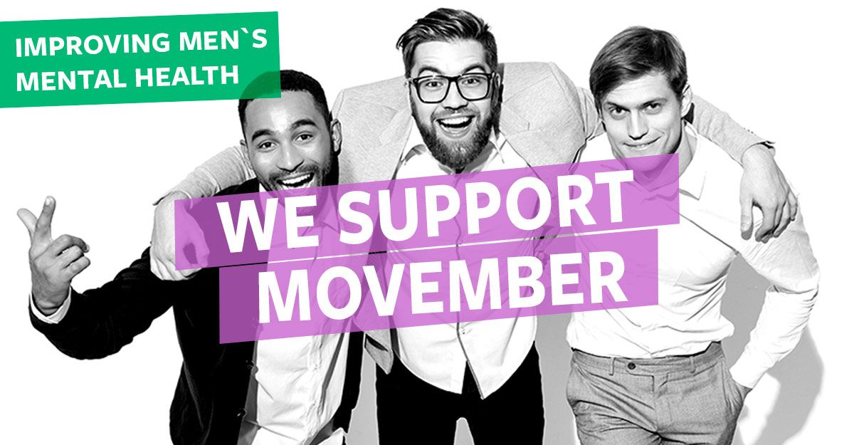 We support Movember