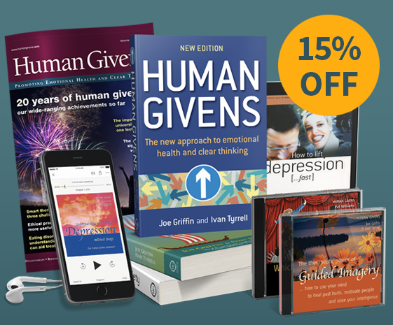 Save 15% off your first order at humangivens.com