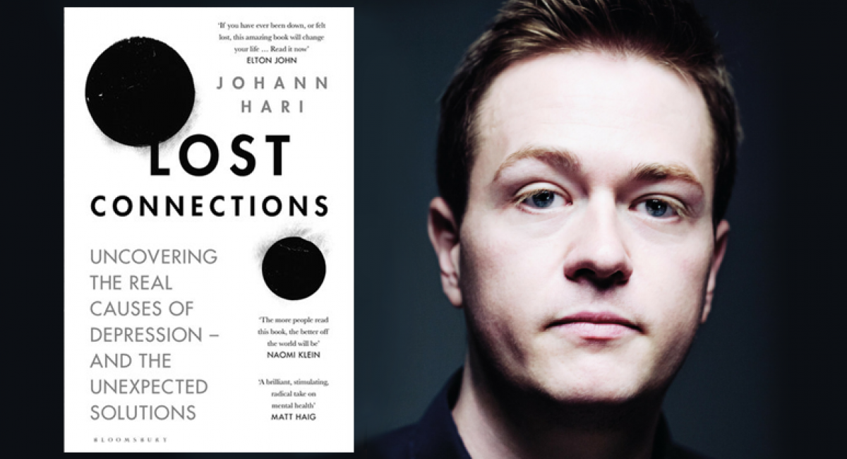 Book review: 'Lost Connections: uncovering the real causes